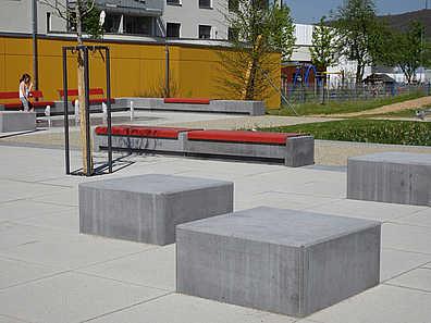 Platzbereich